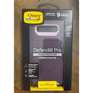 Otterbox Defender Pro Samsung S10 Cell Phone Case